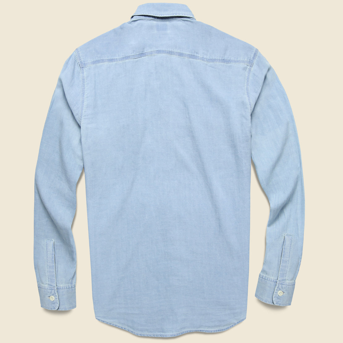 Penny Workshirt - Indigo Chambray