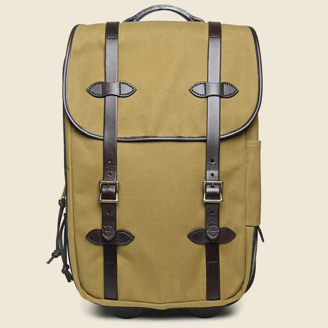 Filson Rolling Carry-On Bag - Tan