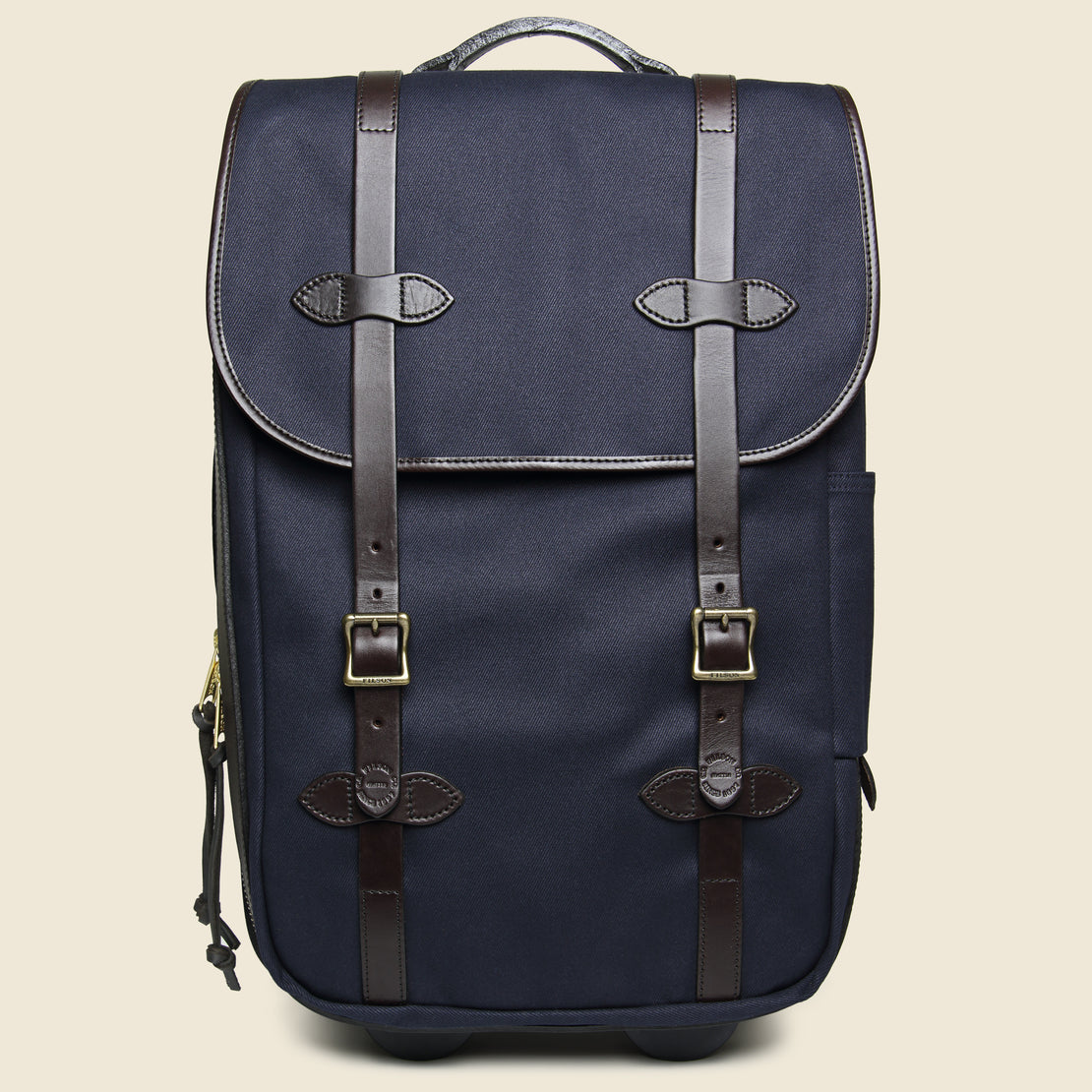 Filson Rolling Carry-On Bag - Navy