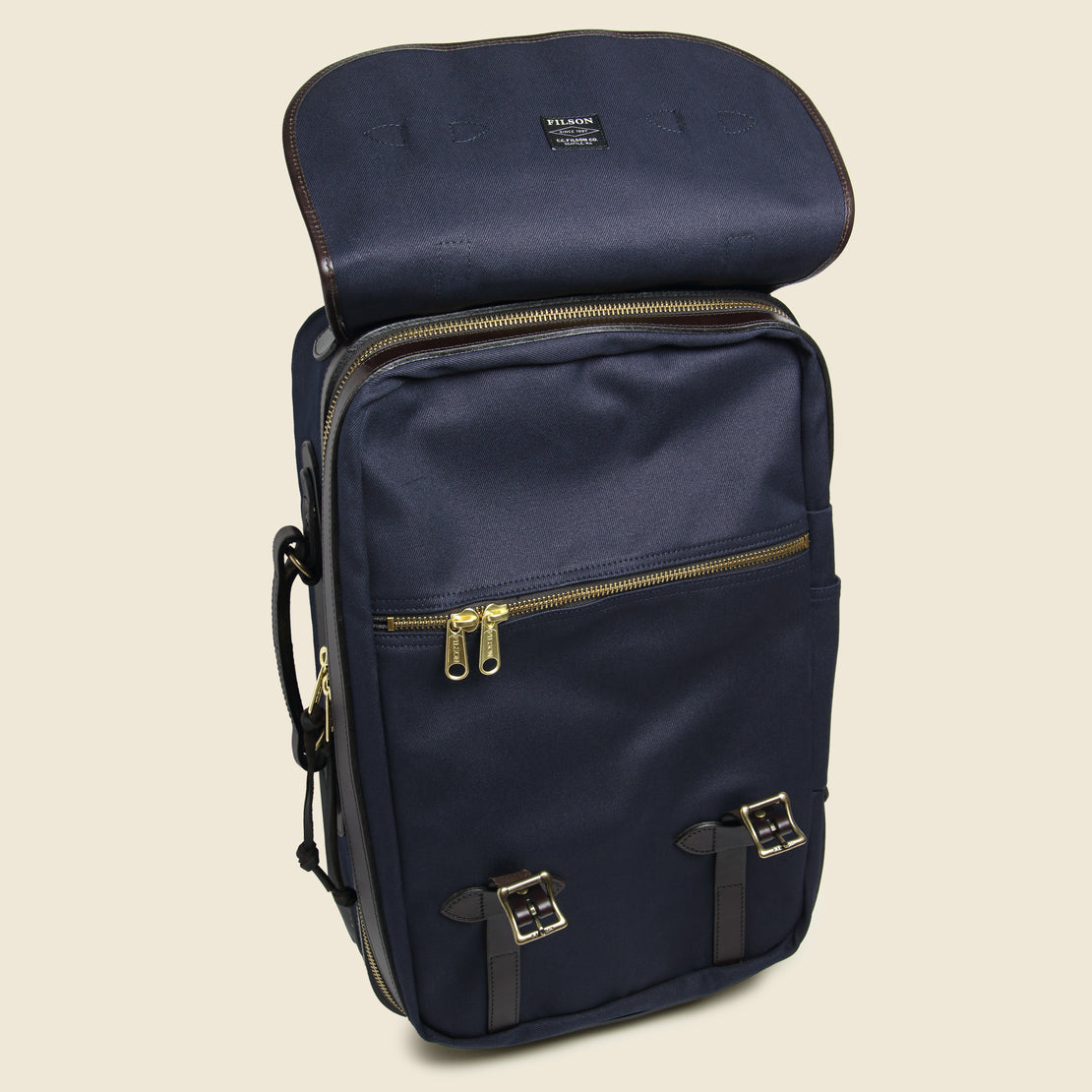 Rolling Carry-On Bag - Navy