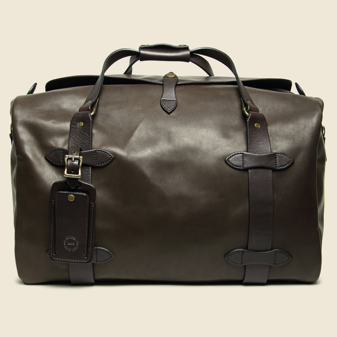 Filson Weatherproof Medium Duffle Bag - Sierra Brown