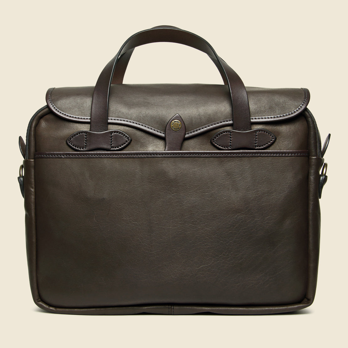 Filson Weatherproof Original Briefcase - Sierra Brown