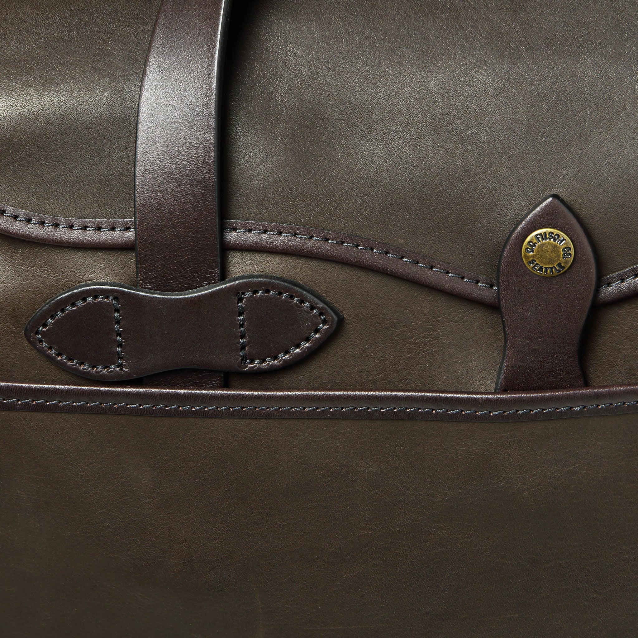 Weatherproof Original Briefcase - Sierra Brown