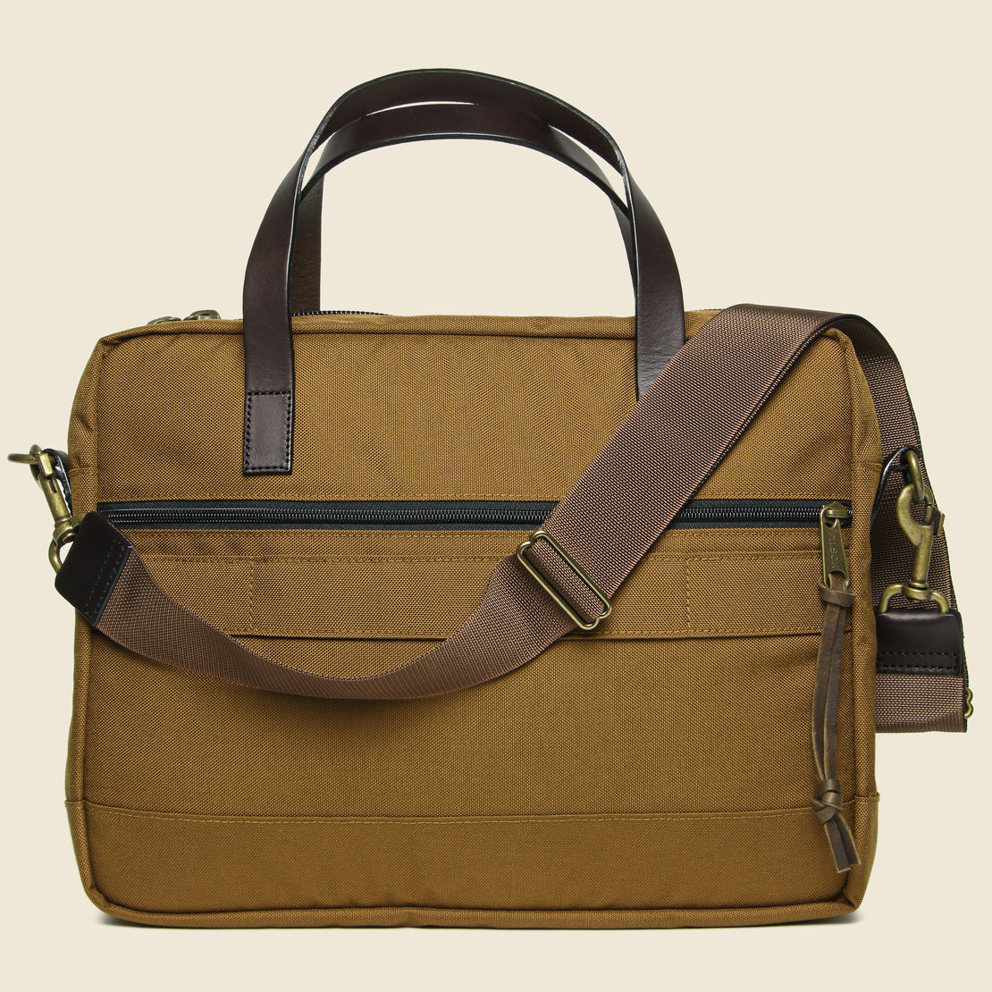 Dryden Briefcase - Tan