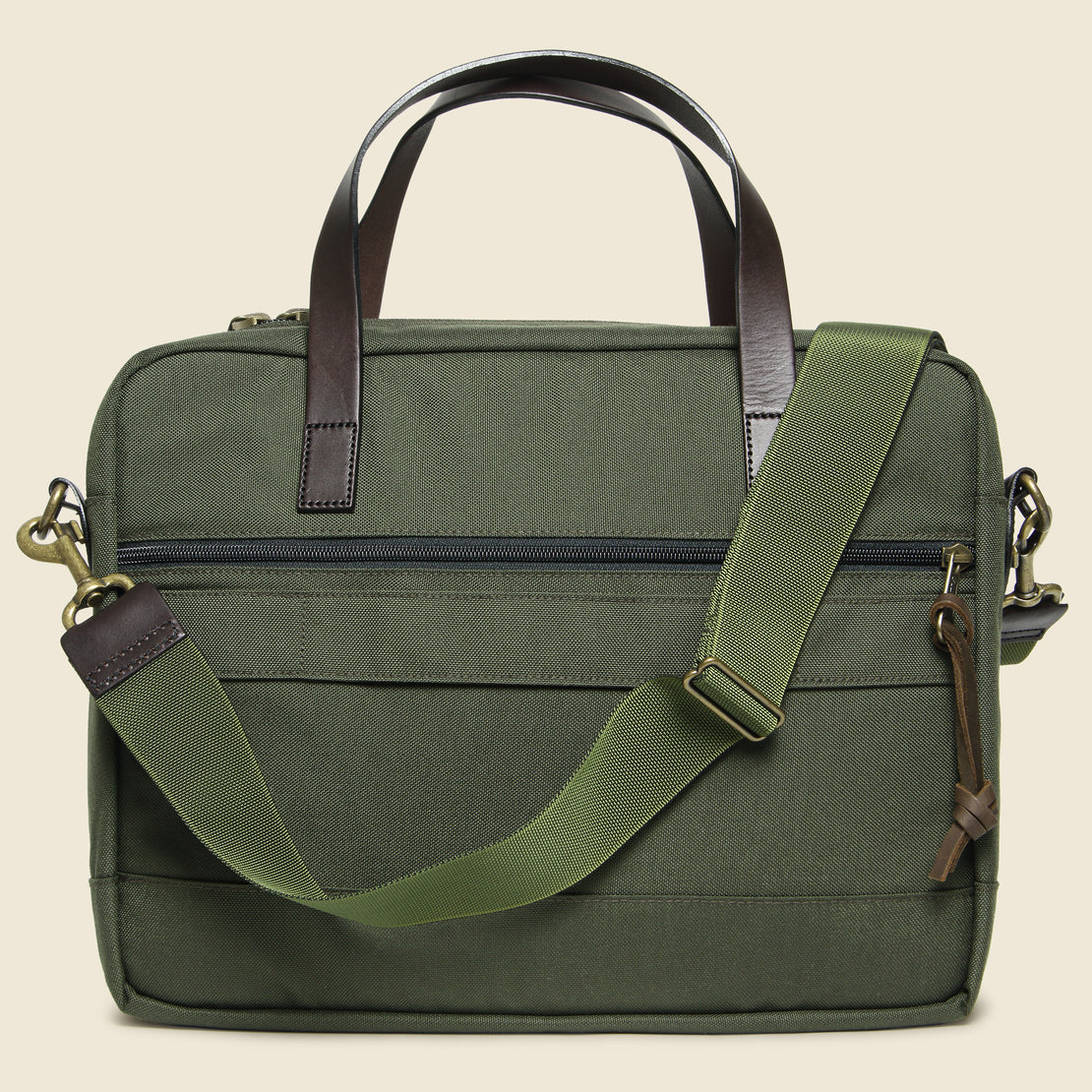 Dyden Briefcase - Otter Green