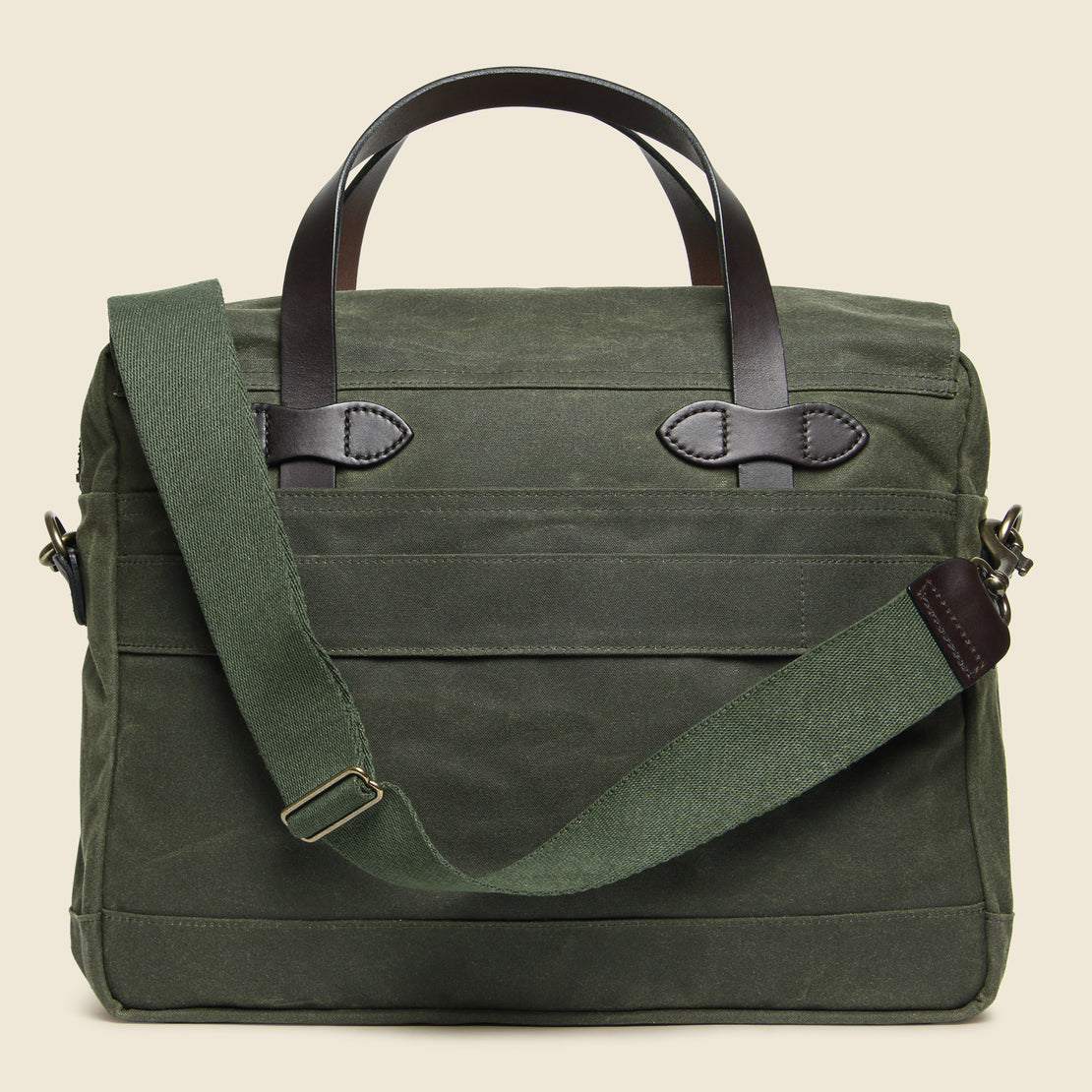 24 Hour Tin Briefcase - Otter Green