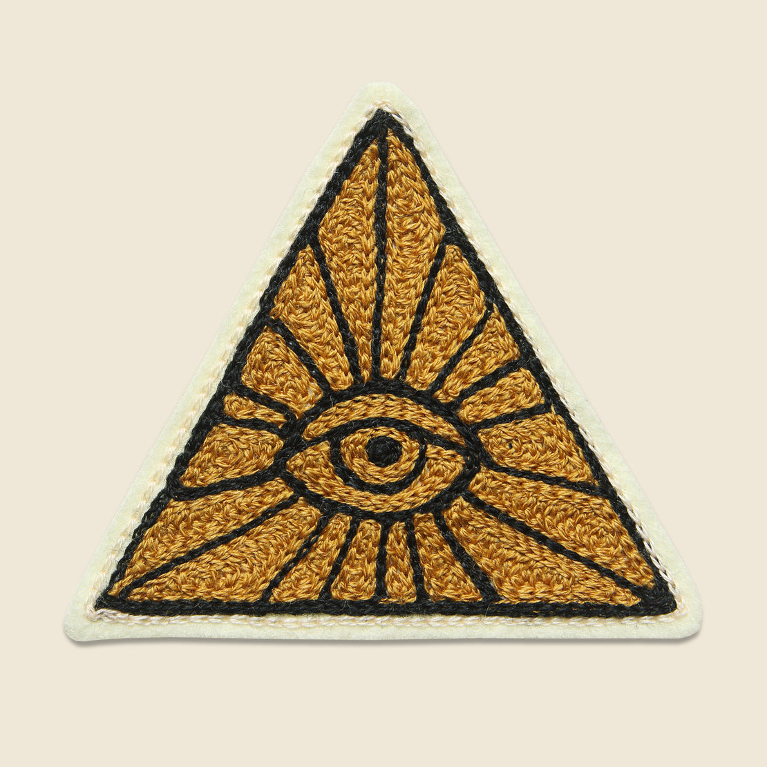 Fort Lonesome Patch - All Seeing Eye