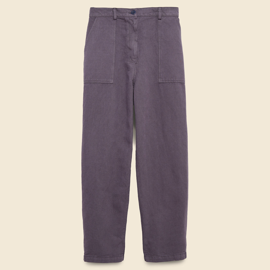 First Rite Narrow Cargo Pant - Postal Blue