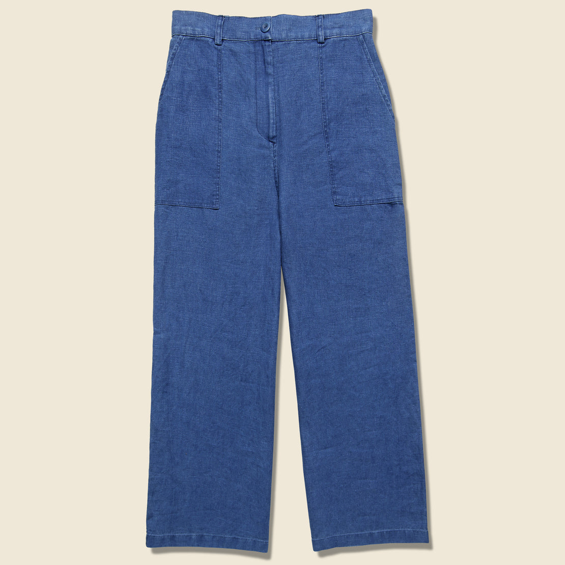 First Rite Cargo Trouser - Indigo