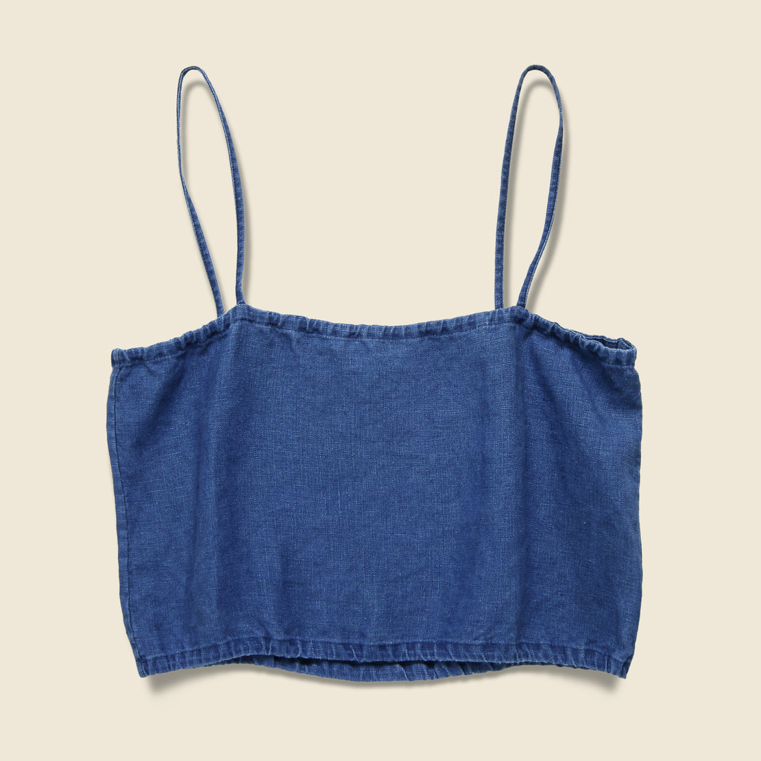 First Rite Banded Camisole - Indigo