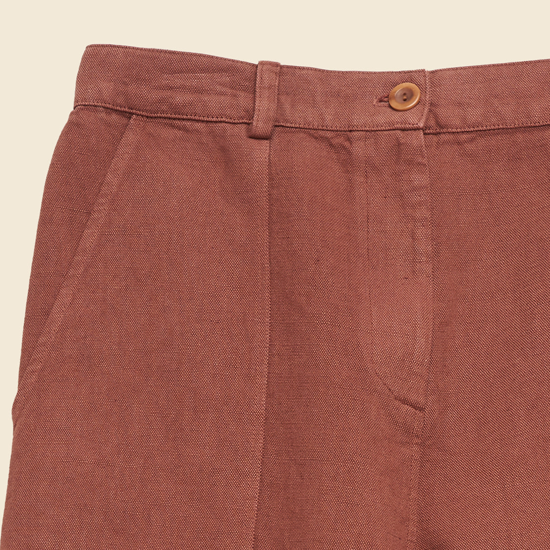 Cargo Trouser - Clay