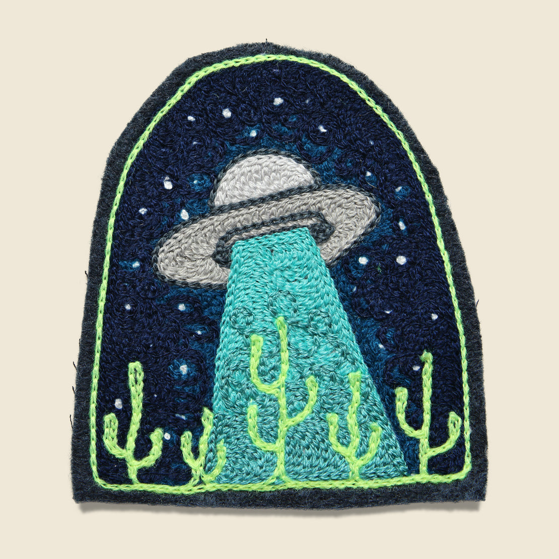 Fort Lonesome Patch - UFO