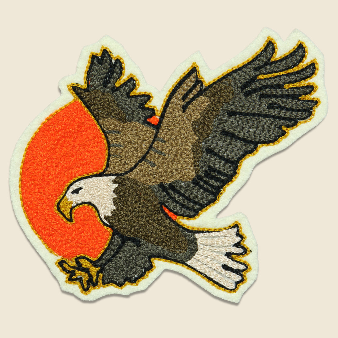 Fort Lonesome Patch - Sun Eagle