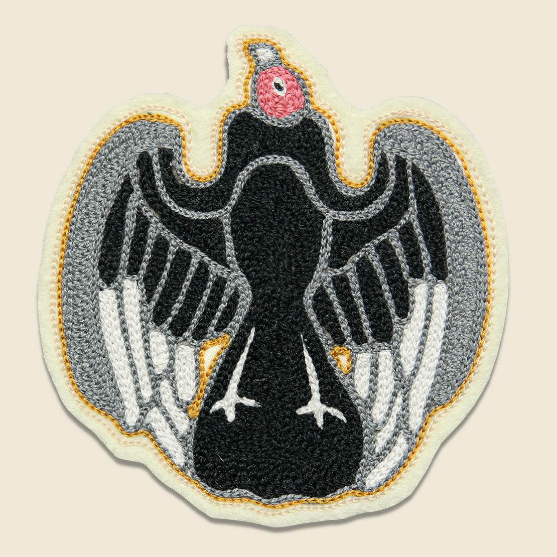 Fort Lonesome Patch - Vulture