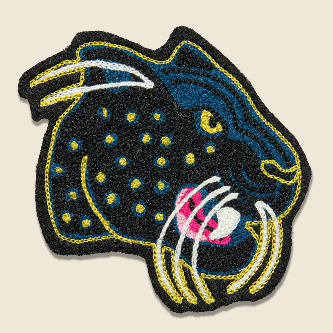 Fort Lonesome Patch - Panther