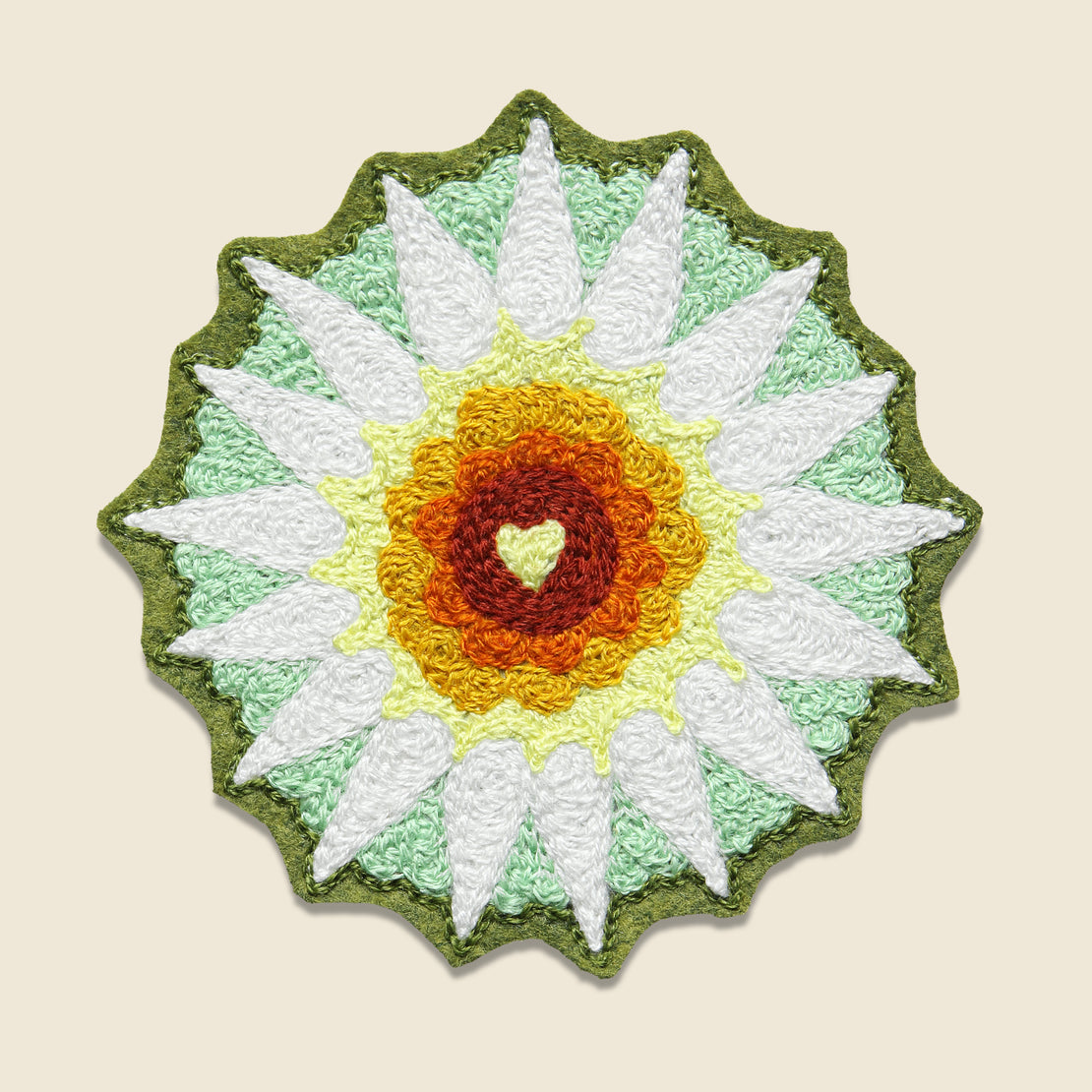Fort Lonesome Patch - Saguaro Flower