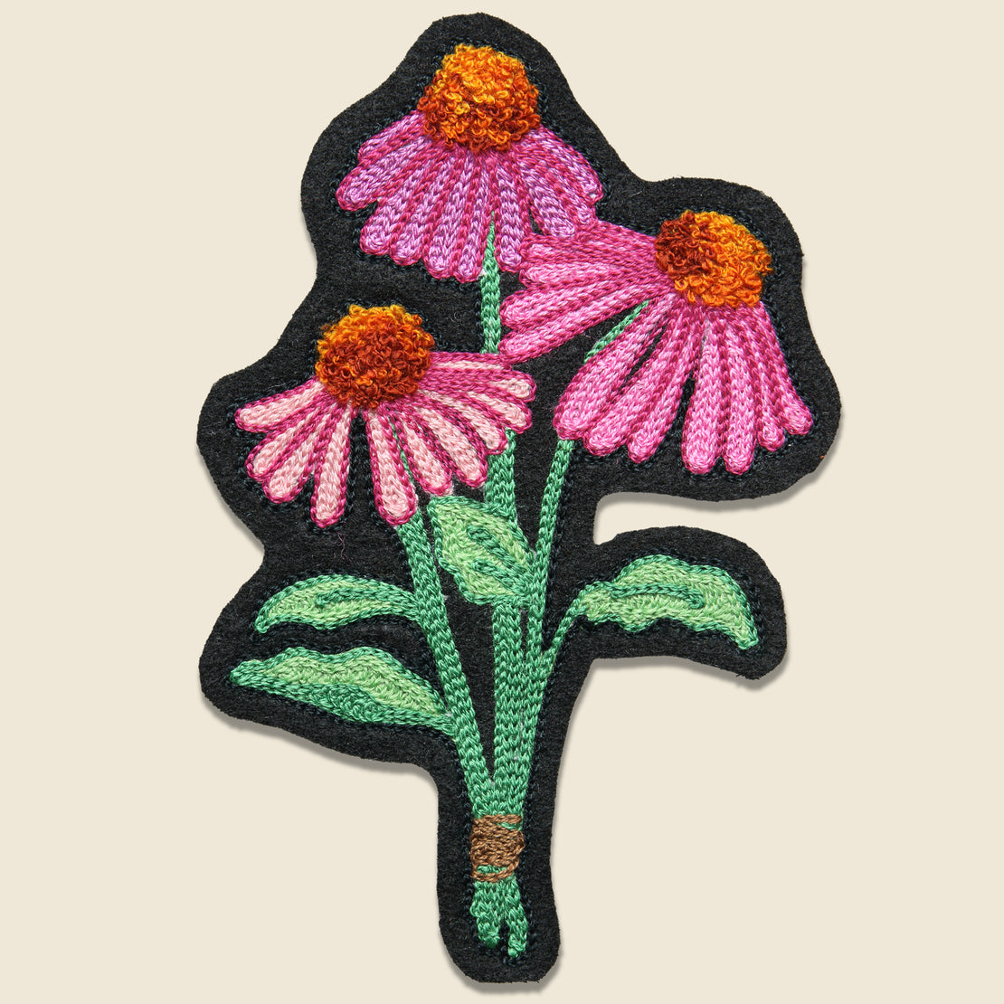 Fort Lonesome Patch - Coneflower