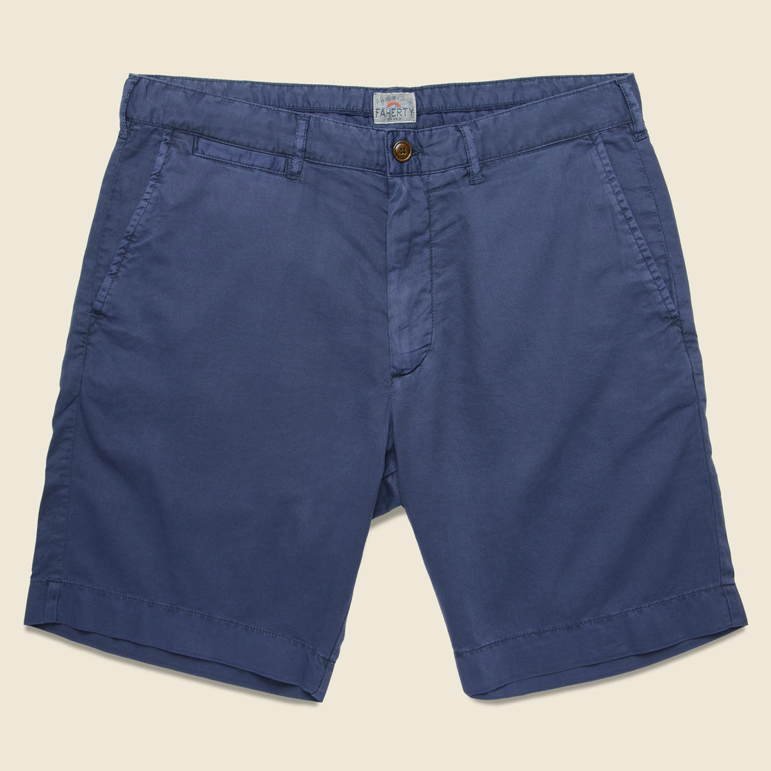 Faherty Bay Short - Navy