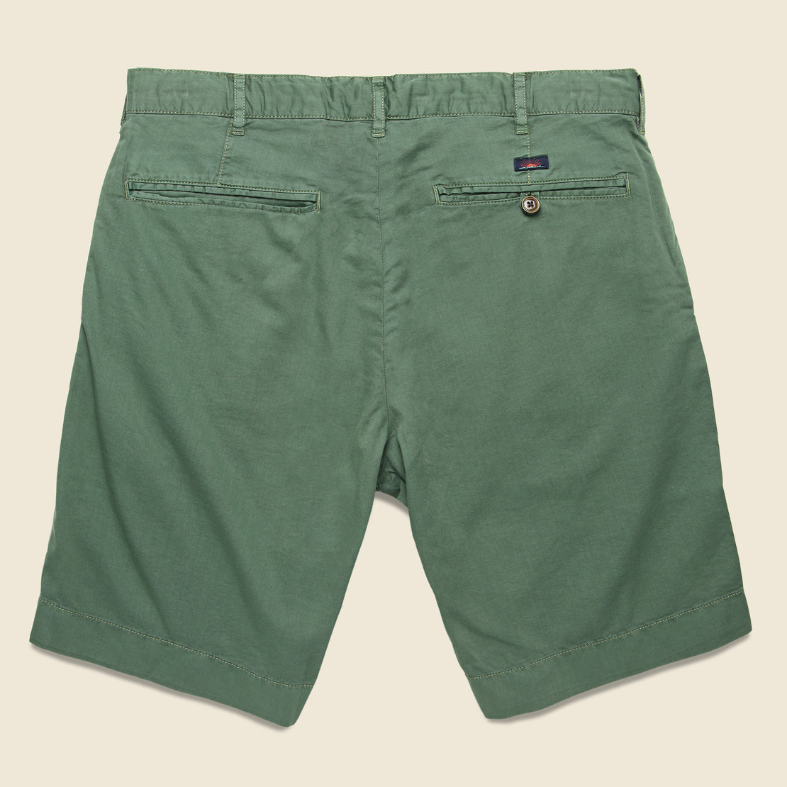 Bay Short - Summer Olive
