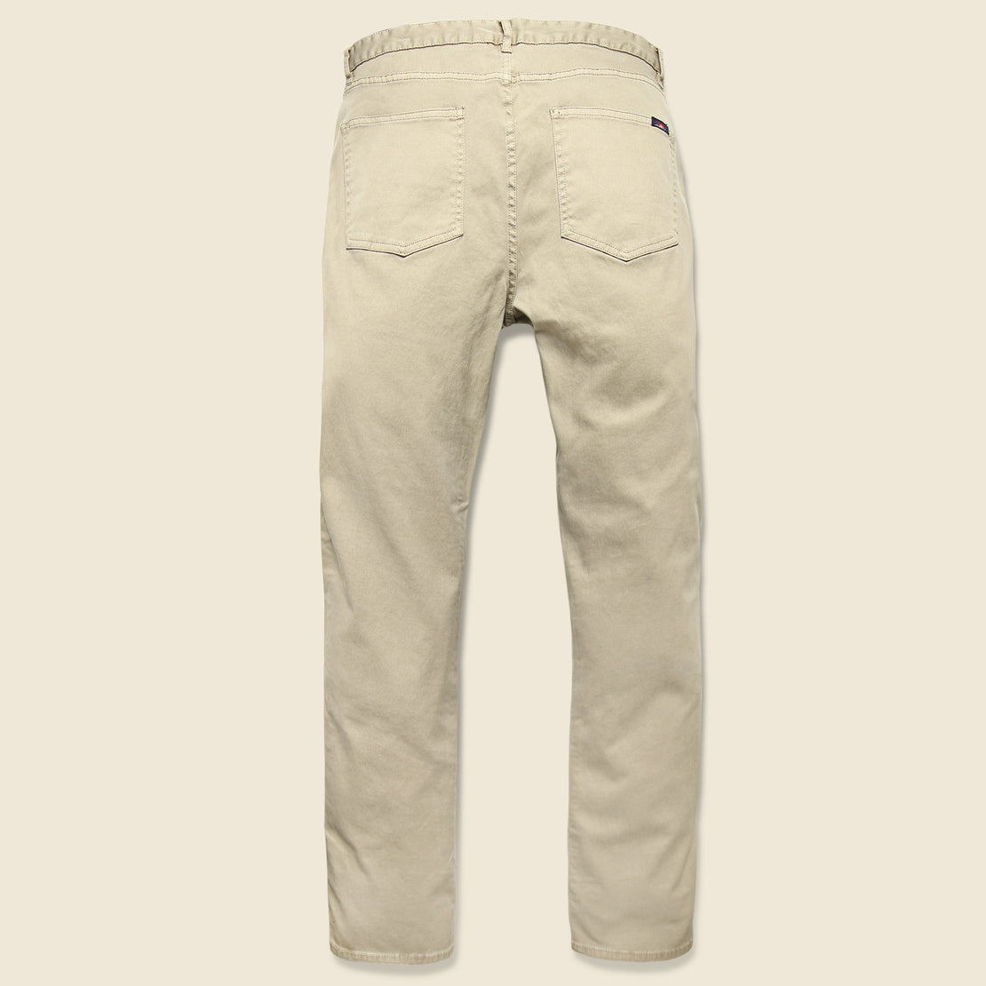 Cavalry Twill Jean - Light Khaki
