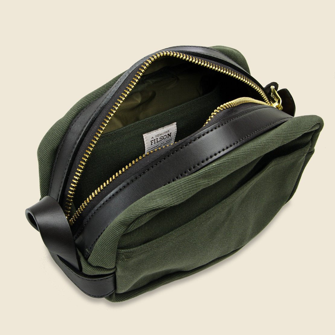 Travel Kit - Otter Green - Filson - STAG Provisions - Accessories - Bags / Luggage