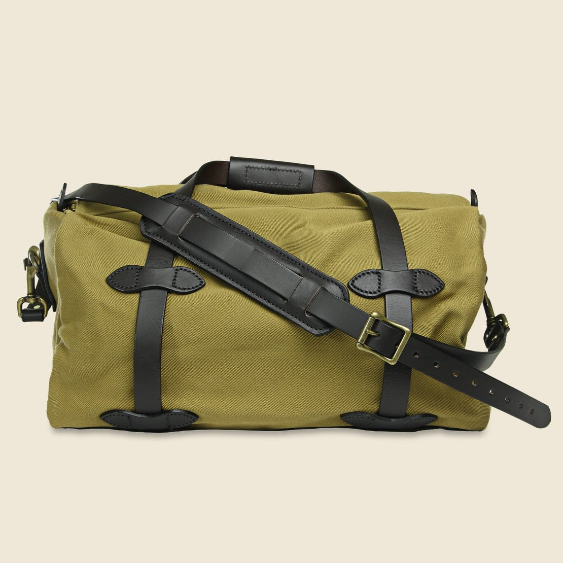 Small Duffle Bag - Tan - Filson - STAG Provisions - Accessories - Bags / Luggage