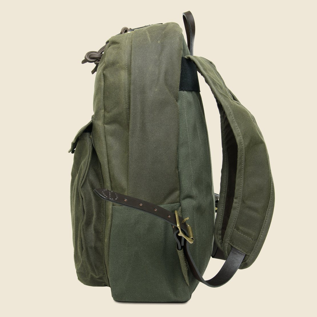Journeyman Backpack - Otter Green - Filson - STAG Provisions - Accessories - Bags / Luggage