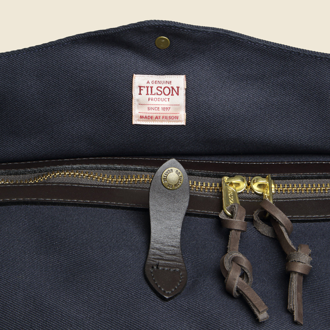 Medium Carry-On Duffle Bag - Navy