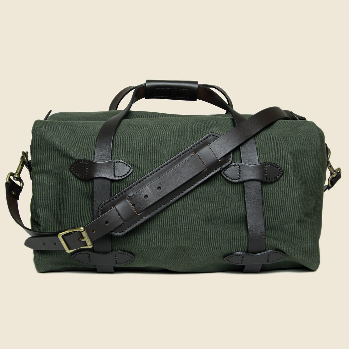 Small Duffle Bag - Otter Green