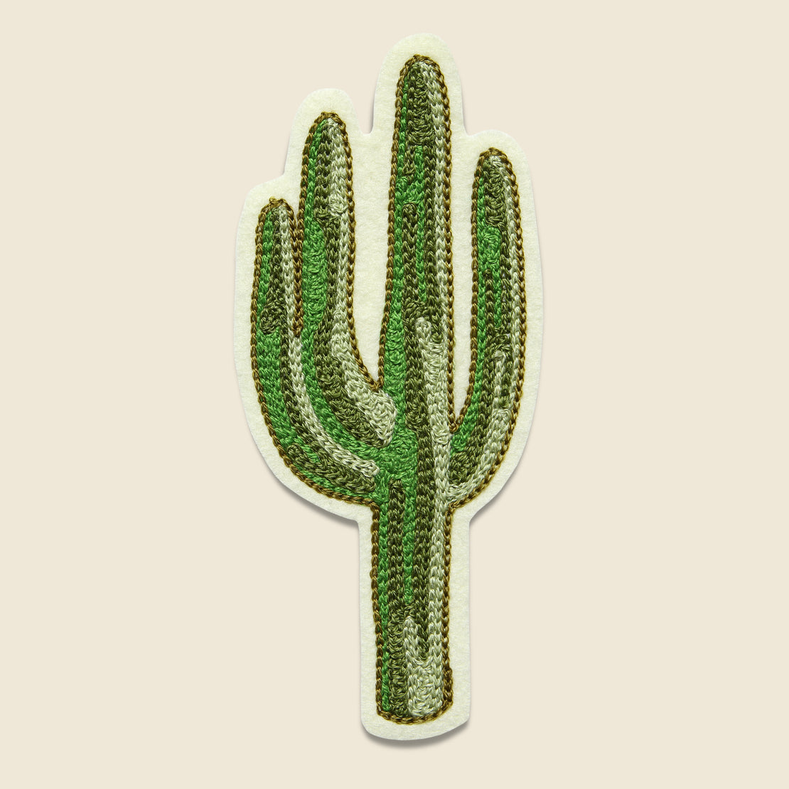 0554e5f5dee Fort Lonesome Patch - Saguaro Cactus ...