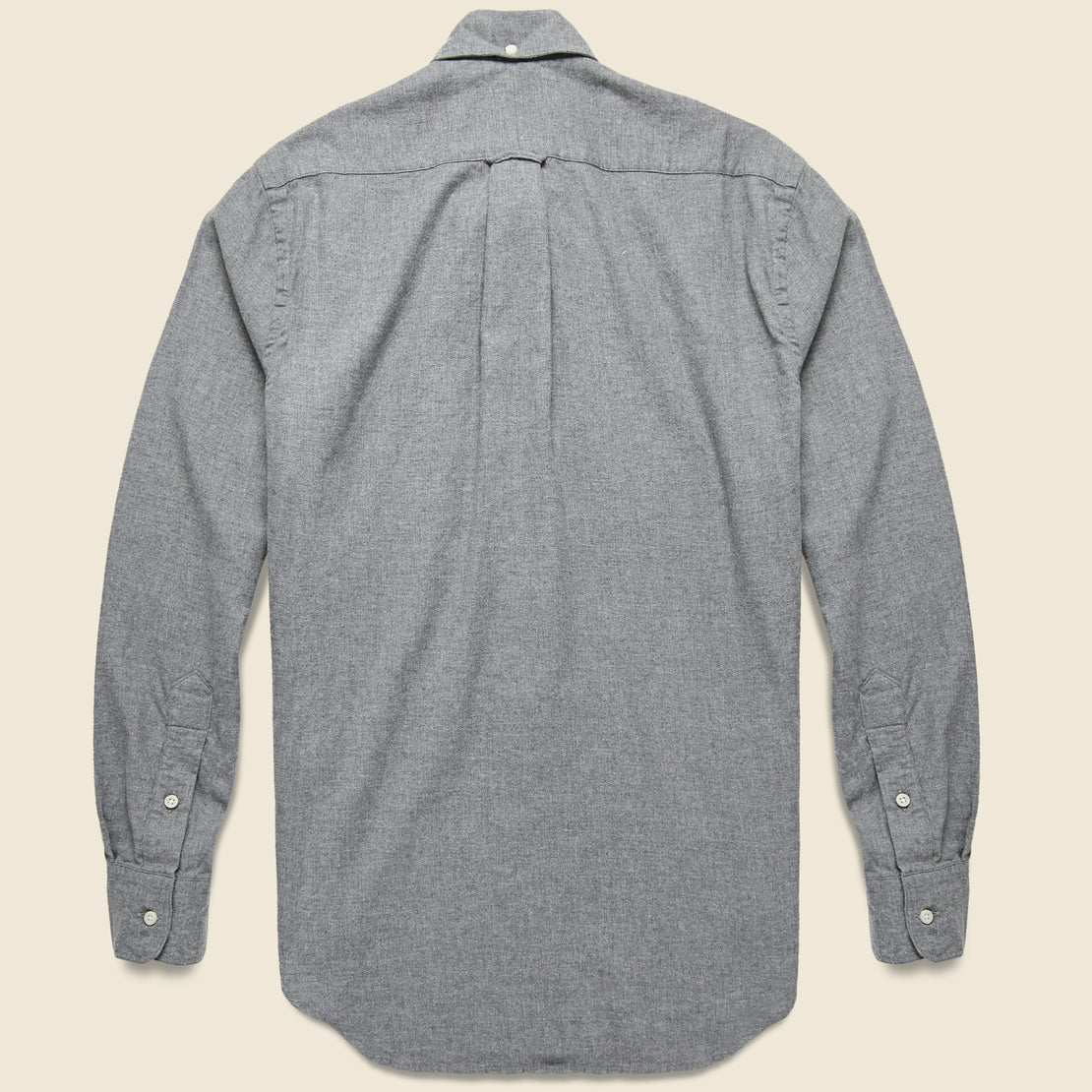 Deep in the Heart Embroidered Shirt - Grey