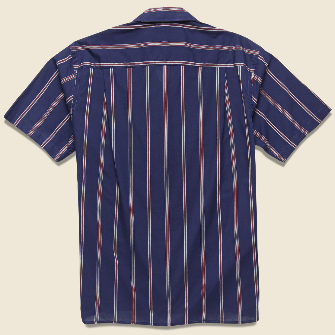 Stripe Shirt - Navy