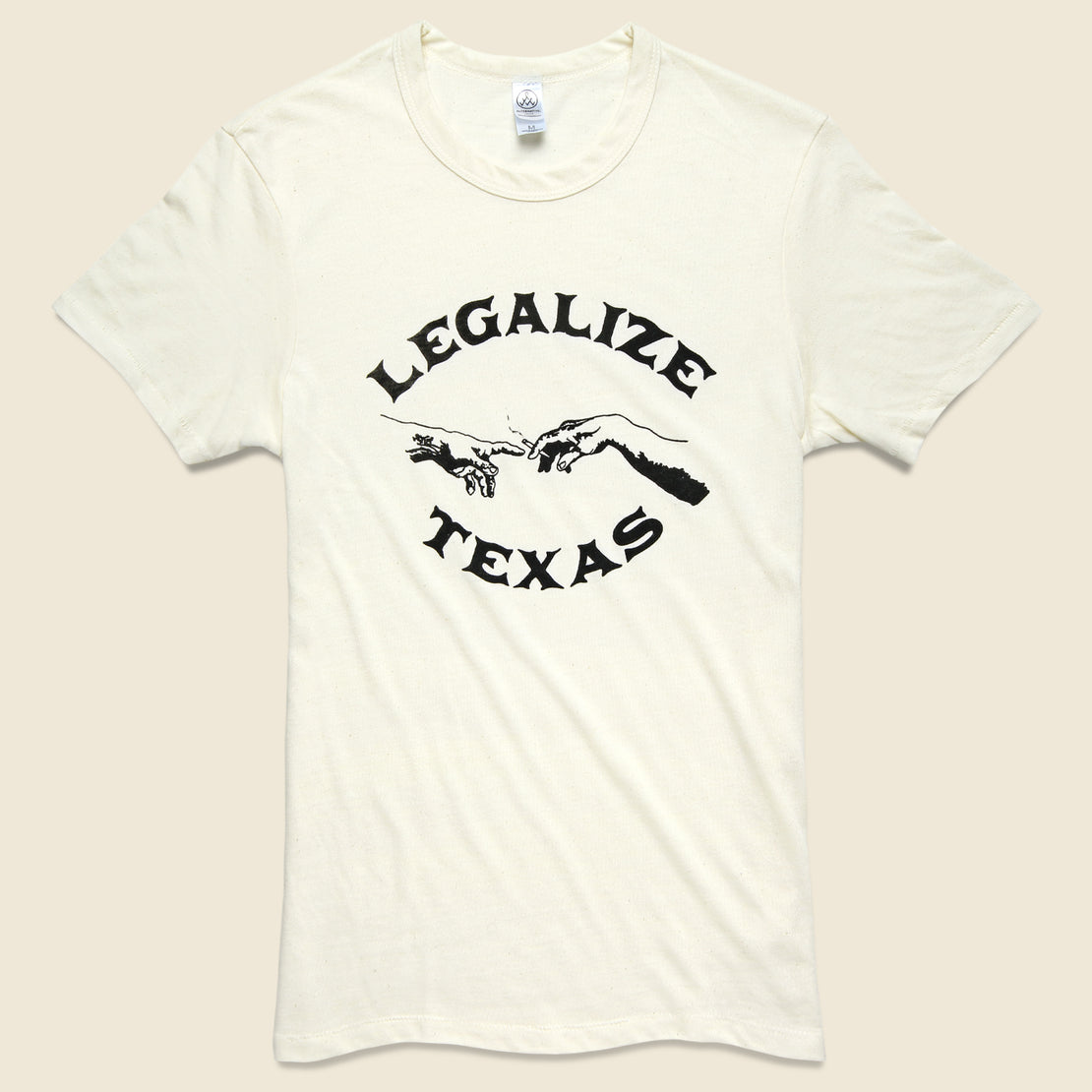 Alchemy Design Graphic Tee - Legalize Texas