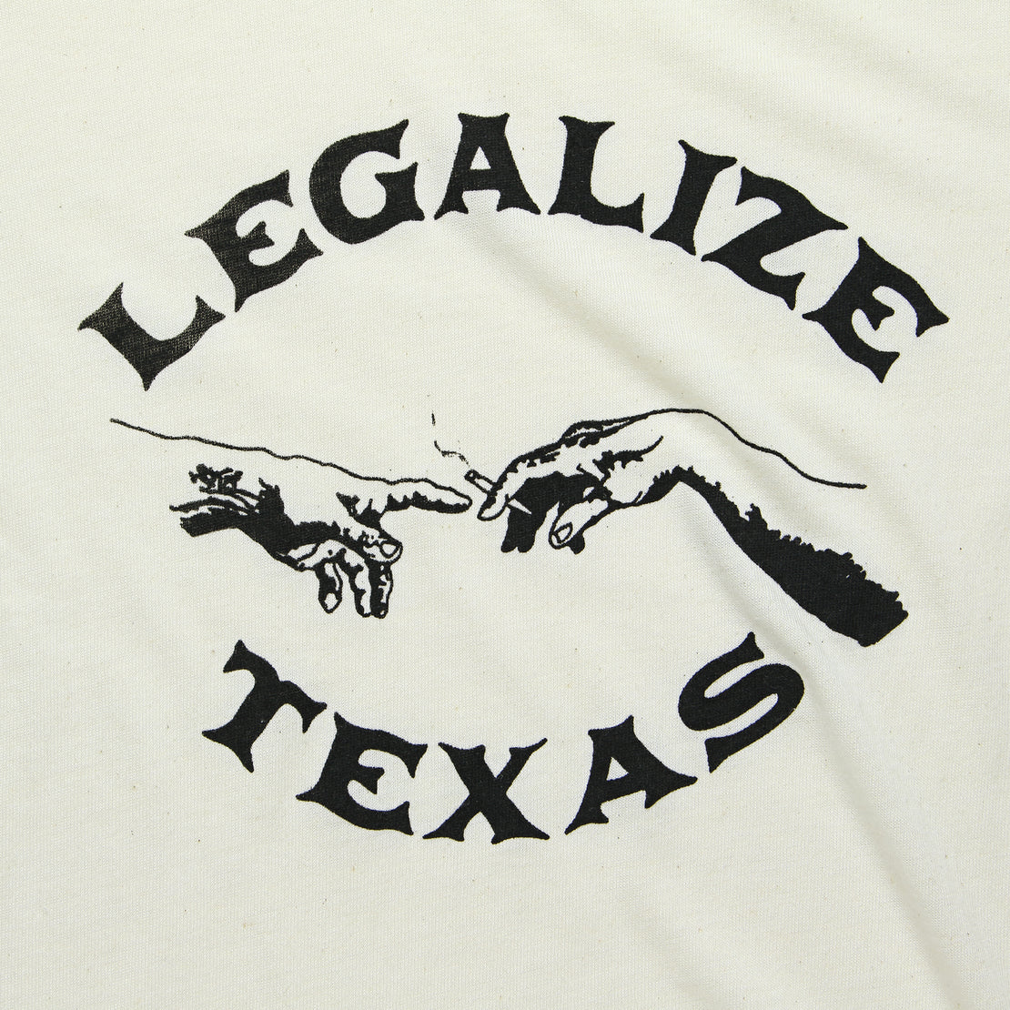 Graphic Tee - Legalize Texas