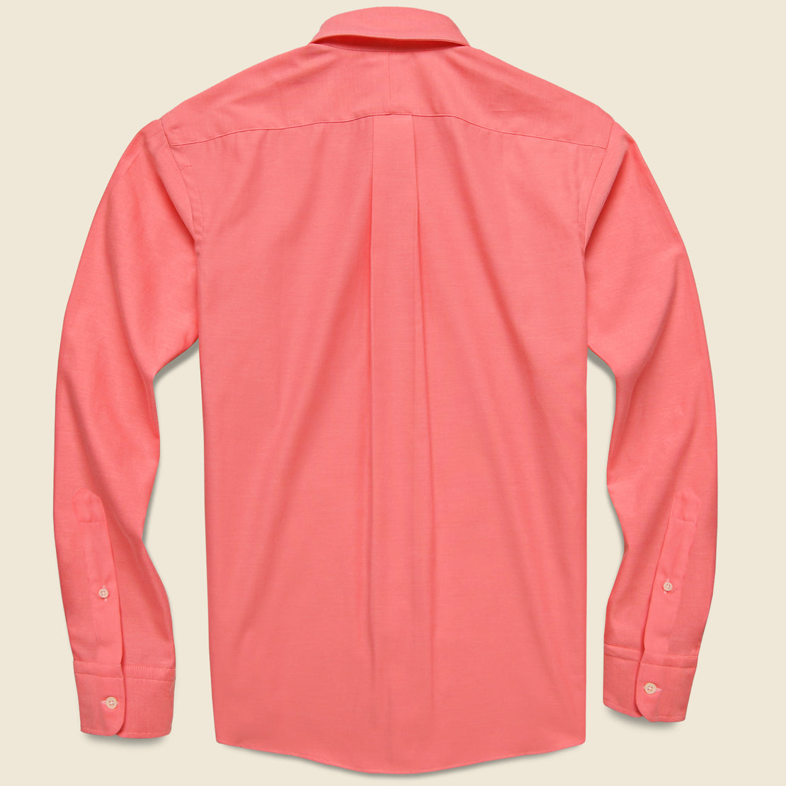 Neon Oxford Shirt - Pink