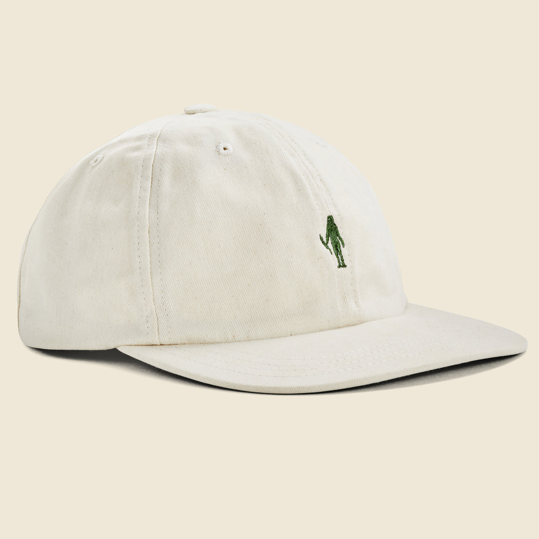 House of LAND Classic Icon Cap - Cream