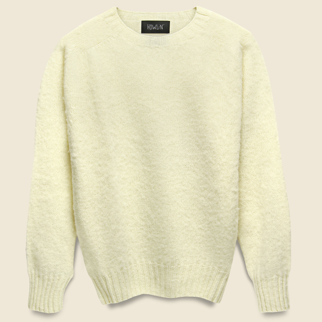 Howlin Babs Sweater - White