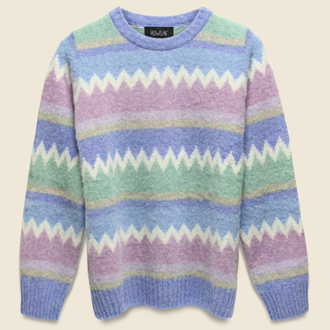 Howlin High Tension Sweater - Wave