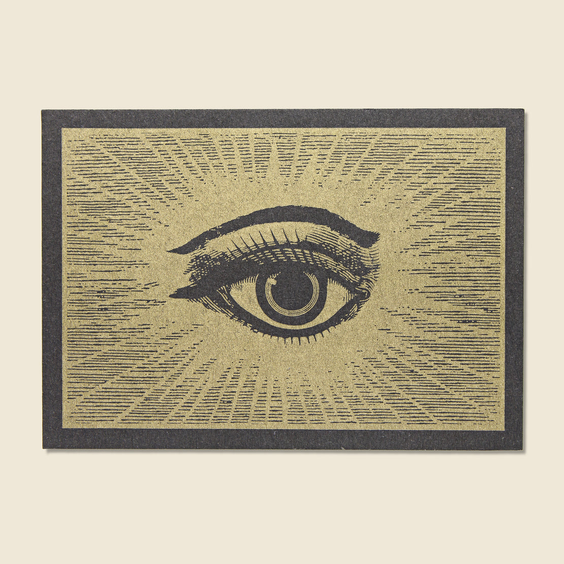Paper Goods All Seeing Eye Postcard