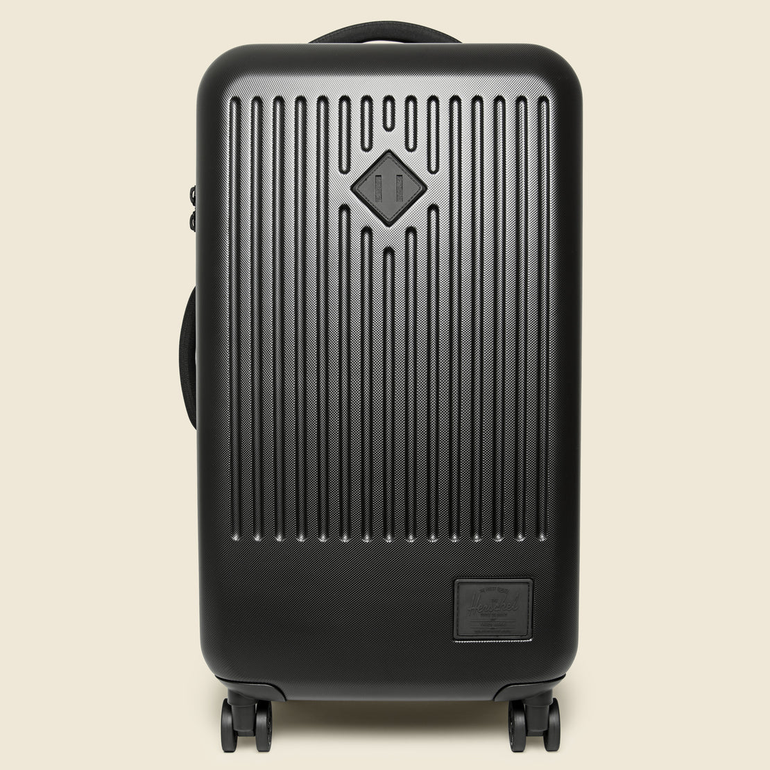 Herschel Supply Co Trade Hard Shell Luggage - Black