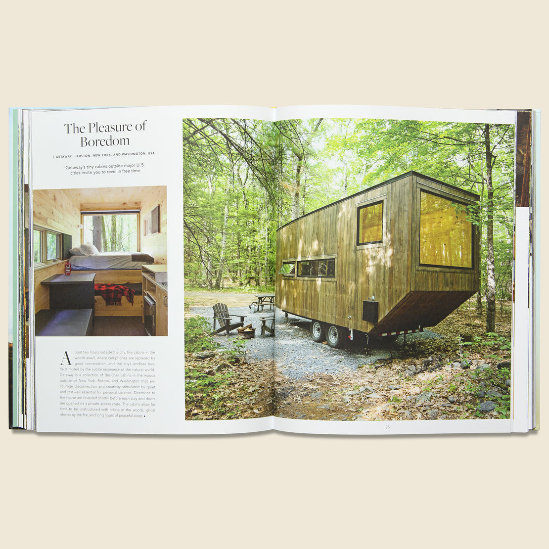 Hideouts: Grand Vacations in Tiny Getaways - Gestalten