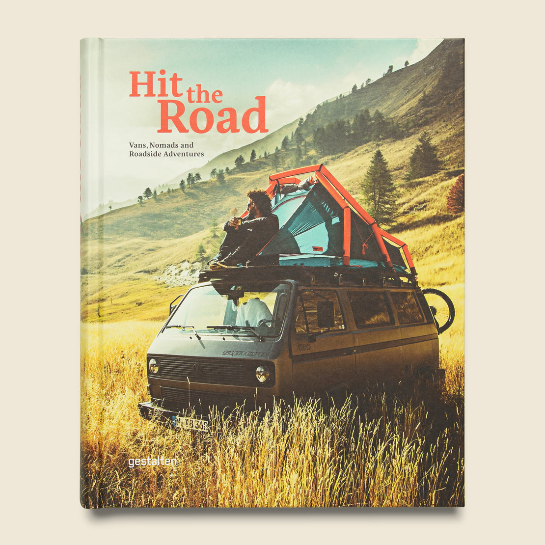 Bookstore Hit the Road: Vans, Nomads and Roadside Adventures - Gestalten