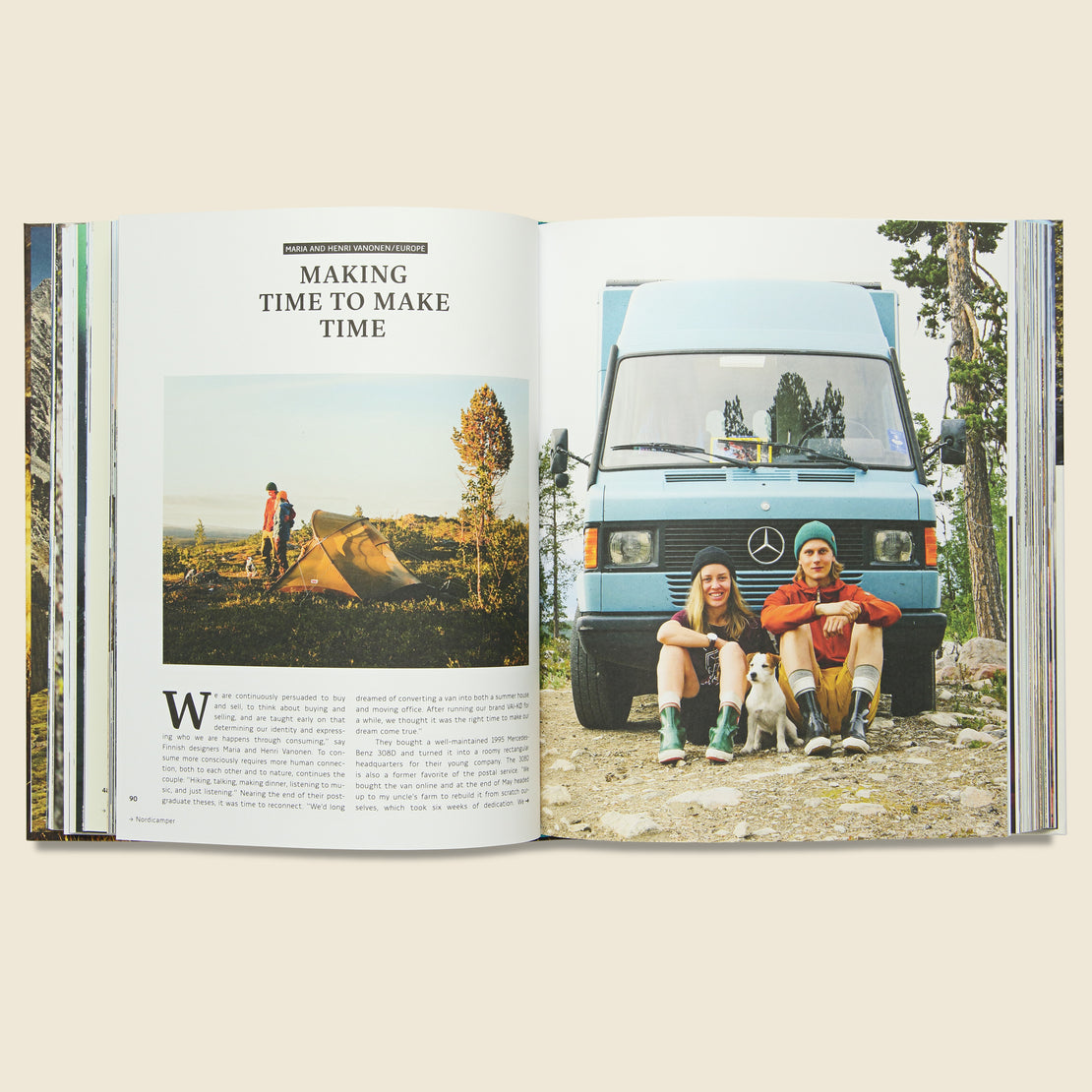 Hit the Road: Vans, Nomads and Roadside Adventures - Gestalten