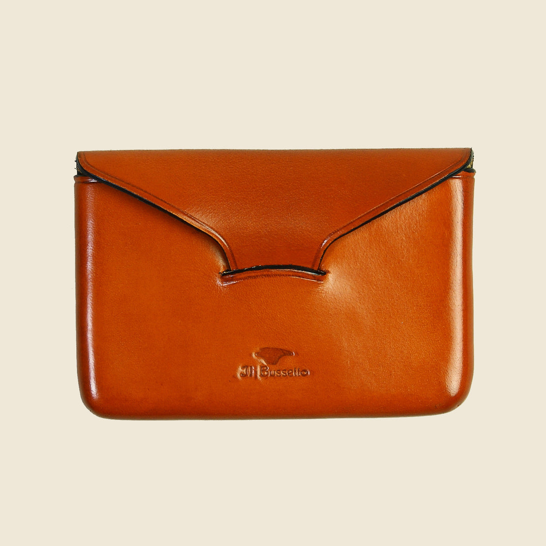Il Bussetto Business Card Holder - Orange