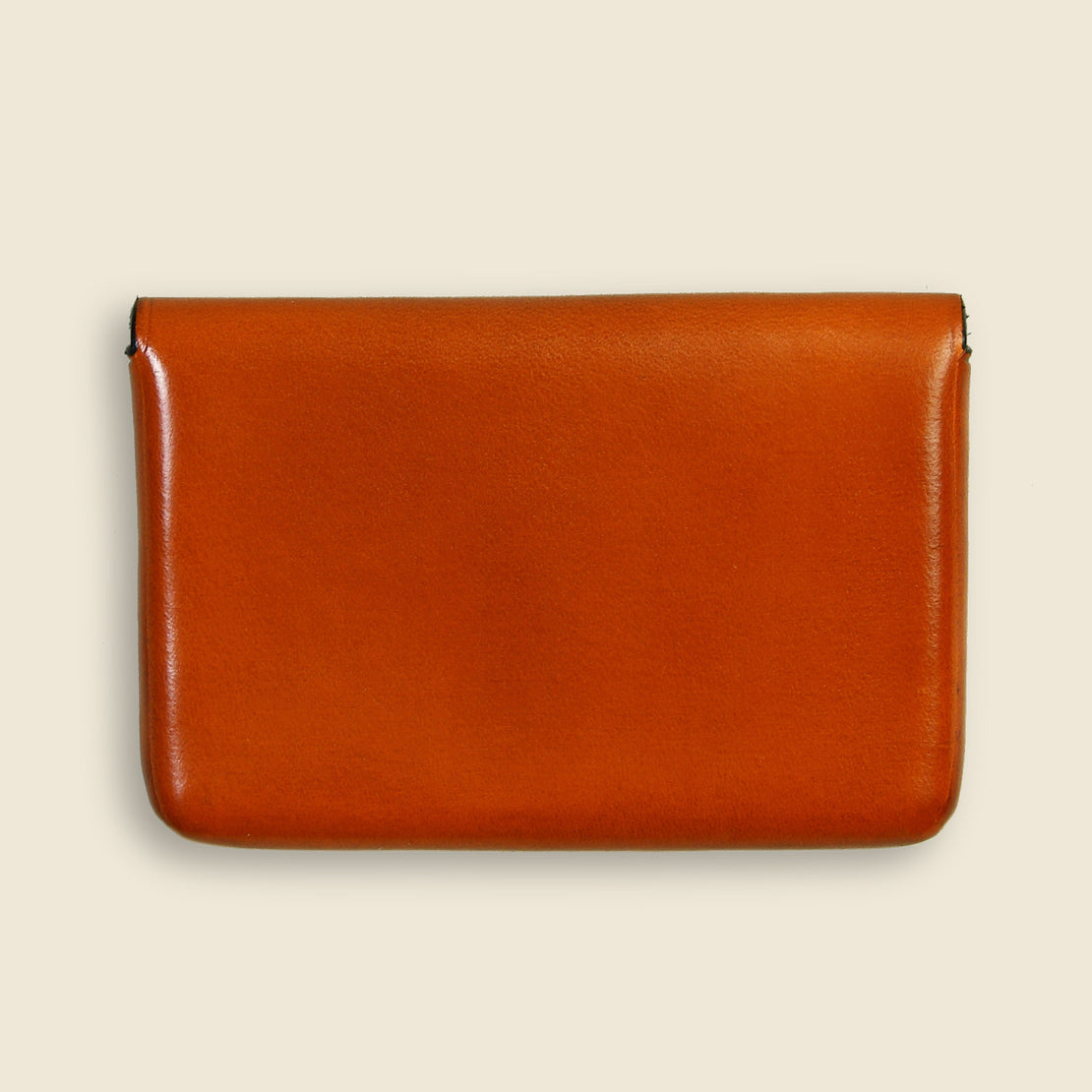 Business Card Holder - Orange - Il Bussetto - STAG Provisions - Accessories - Wallets