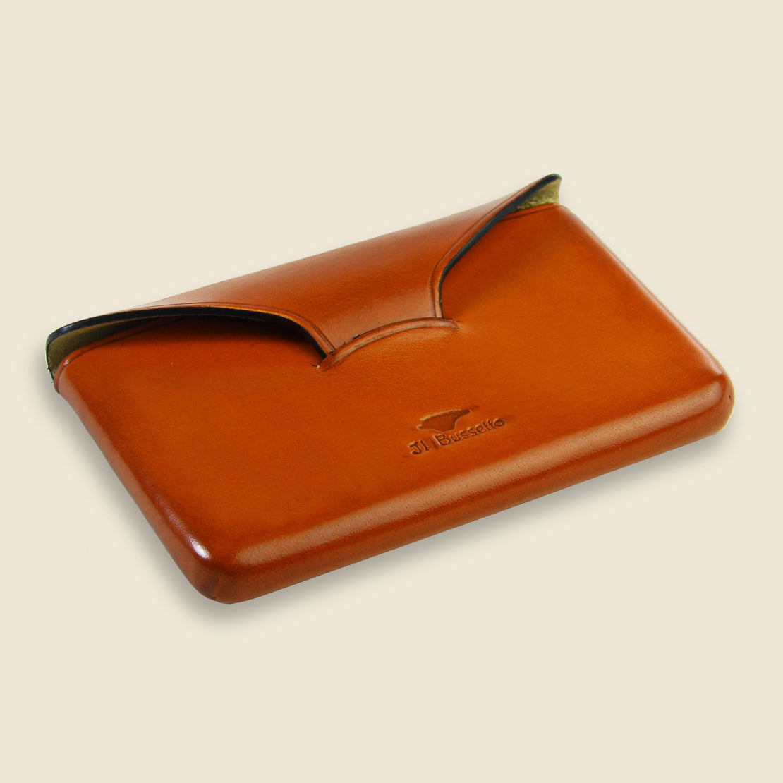 Business Card Holder - Orange