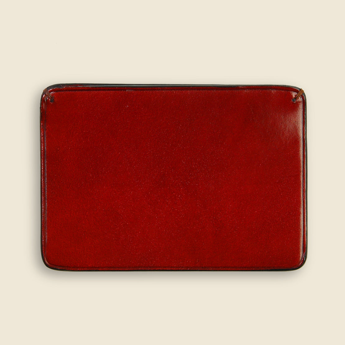 Credit Card Case - Cherry - Il Bussetto - STAG Provisions - Accessories - Wallets