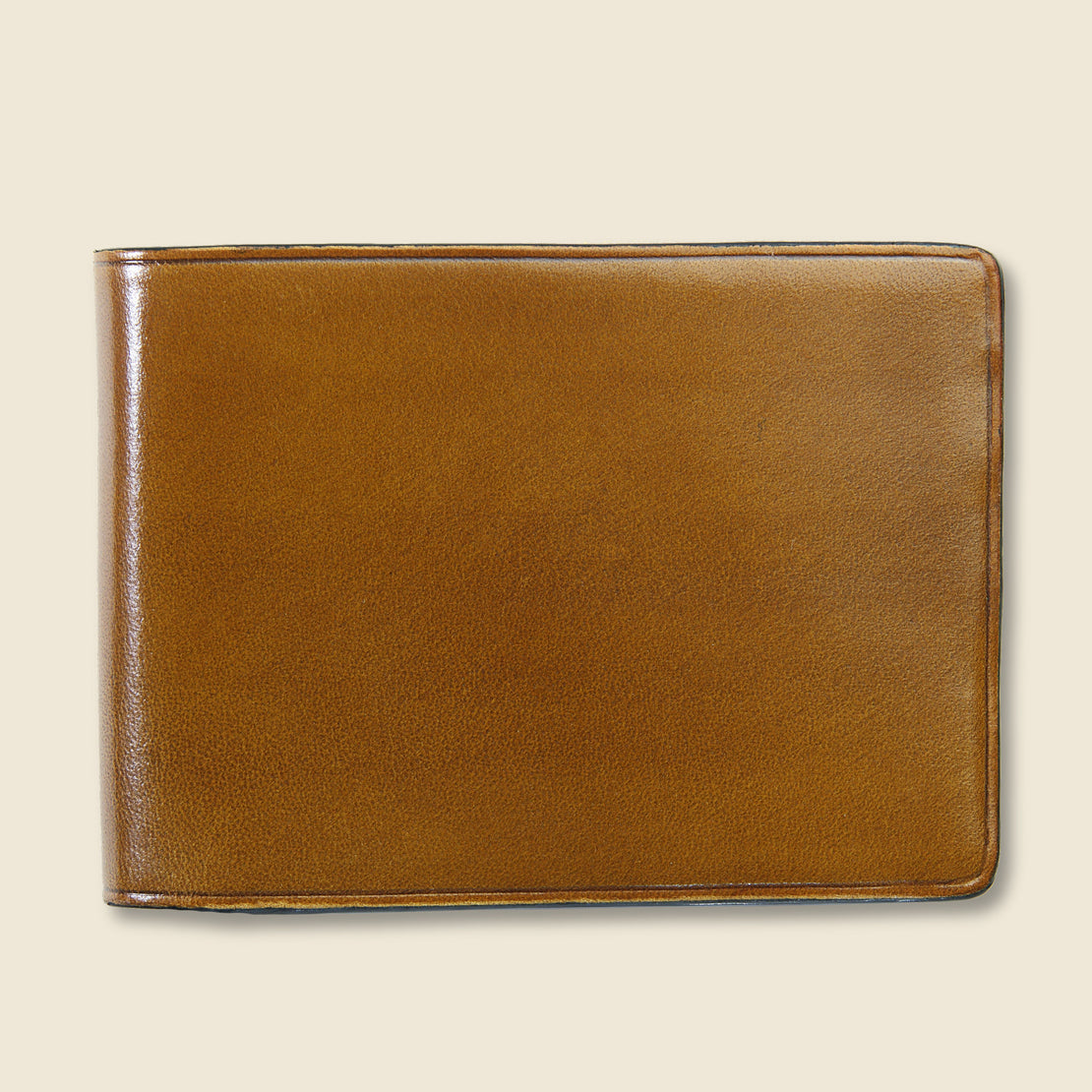 Il Bussetto Small Bi-Fold Wallet - Light Brown