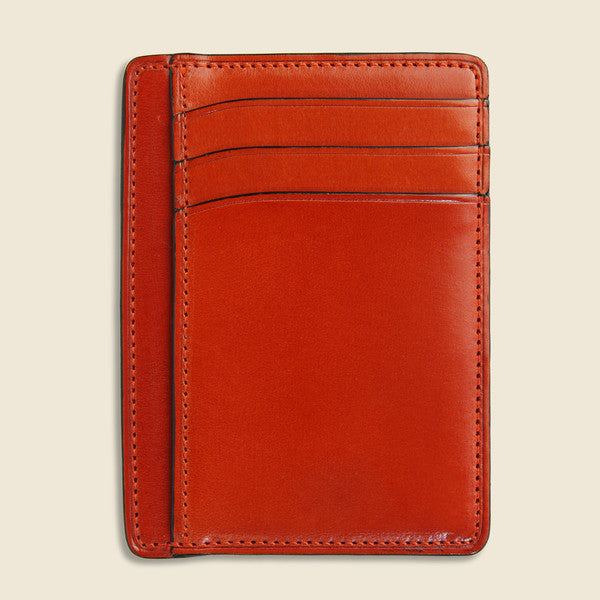Card and Document Case - Orange