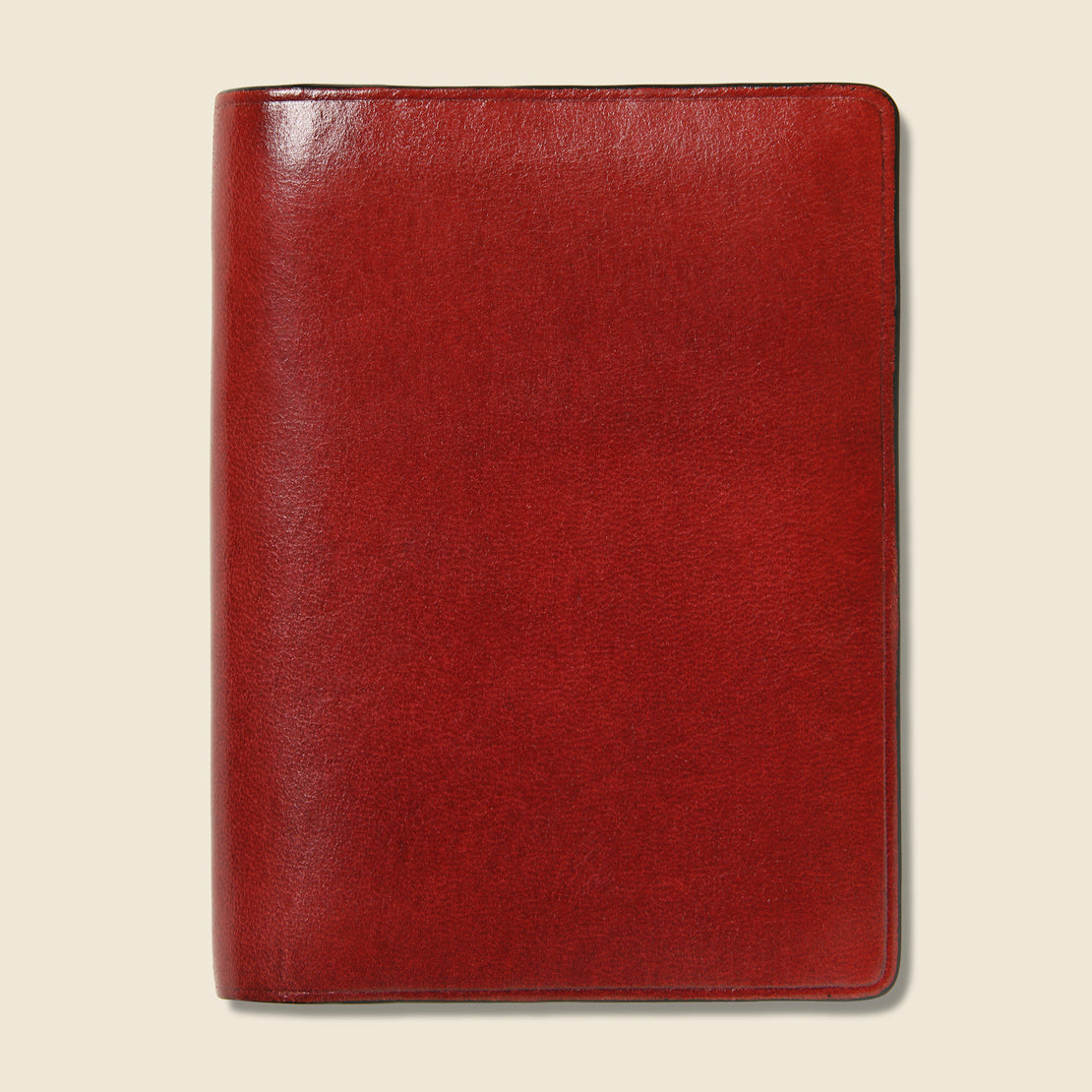 Il Bussetto Bi-Fold Card Case - Red